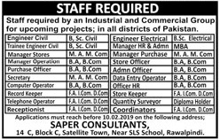 Saper Consultants Rawalpindi Jobs For Civil Engineer
